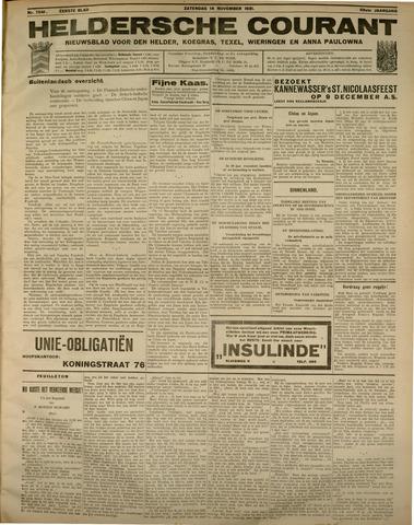 Heldersche Courant 1931-11-14