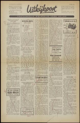 Uitkijkpost : nieuwsblad voor Heiloo e.o. 1958-05-23
