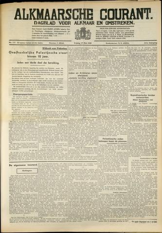 Alkmaarsche Courant 1939-05-19