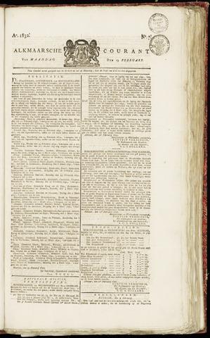 Alkmaarsche Courant 1832-02-13