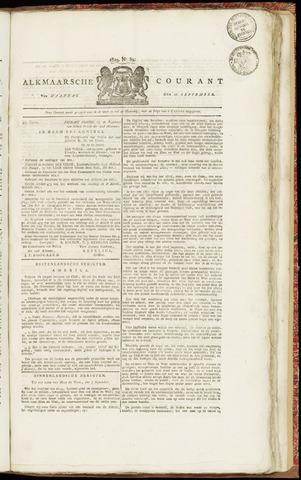 Alkmaarsche Courant 1829-09-28