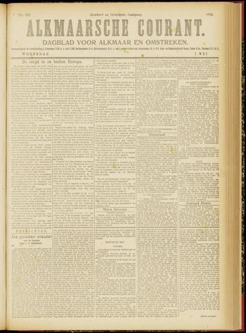Alkmaarsche Courant 1918-05-01