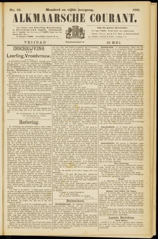 Alkmaarsche Courant 1903-05-29