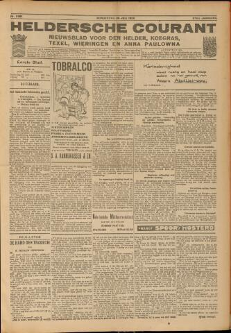 Heldersche Courant 1929-07-25