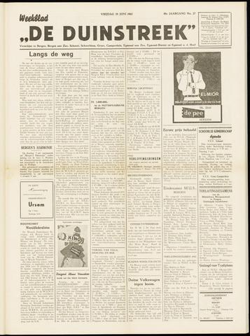 De Duinstreek 1962-06-29