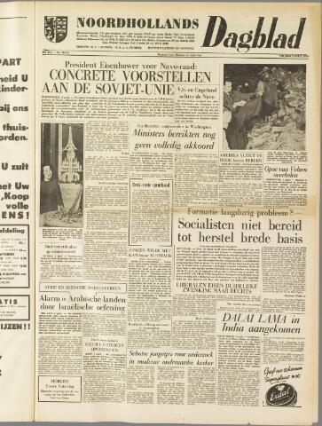 Noordhollands Dagblad : dagblad voor Alkmaar en omgeving 1959-04-03