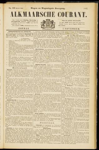 Alkmaarsche Courant 1897-11-07