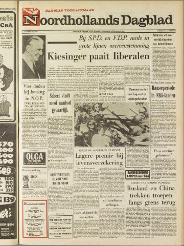 Noordhollands Dagblad : dagblad voor Alkmaar en omgeving 1969-10-02
