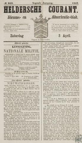 Heldersche Courant 1869-04-03