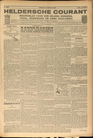 Heldersche Courant 1928-08-21