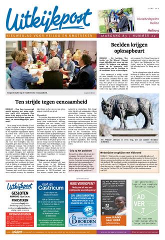 Uitkijkpost : nieuwsblad voor Heiloo e.o. 2017-05-31