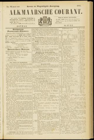 Alkmaarsche Courant 1895-07-14