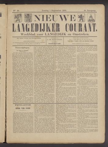 Nieuwe Langedijker Courant 1895-09-01