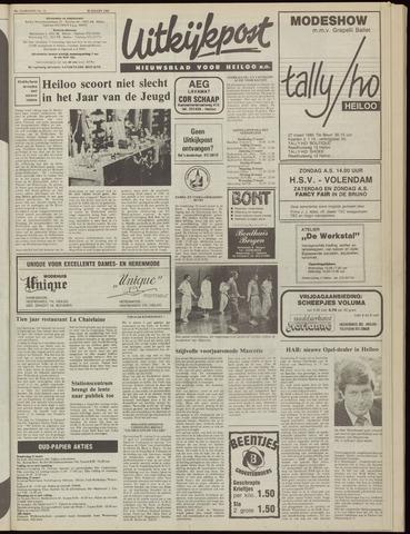 Uitkijkpost : nieuwsblad voor Heiloo e.o. 1985-03-20
