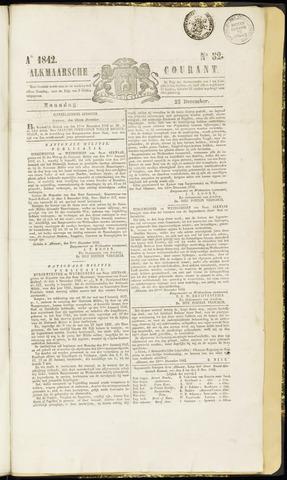 Alkmaarsche Courant 1842-12-25