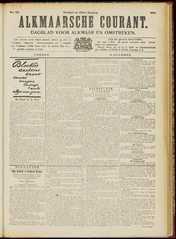 Alkmaarsche Courant 1909-10-15