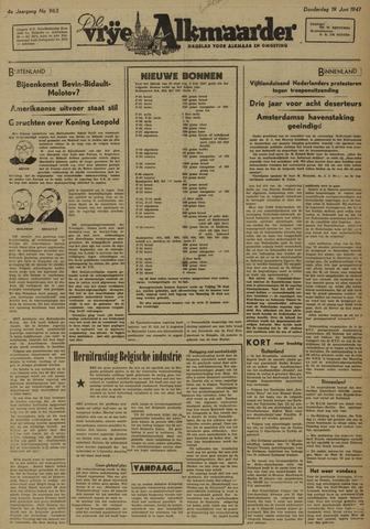 De Vrije Alkmaarder 1947-06-19