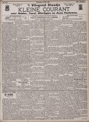 Vliegend blaadje : nieuws- en advertentiebode voor Den Helder 1906-05-30