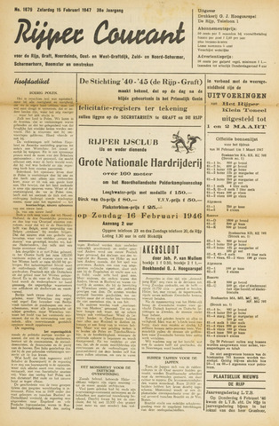 Rijper Courant 1947-02-15