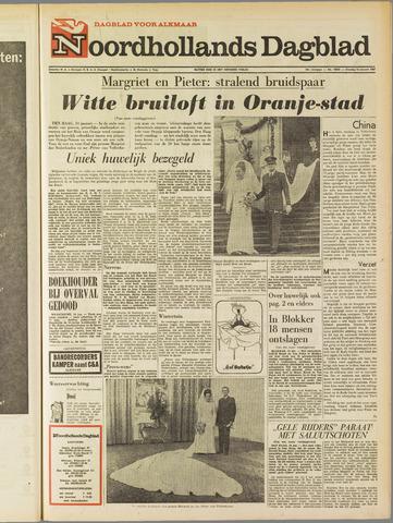Noordhollands Dagblad : dagblad voor Alkmaar en omgeving 1967-01-10