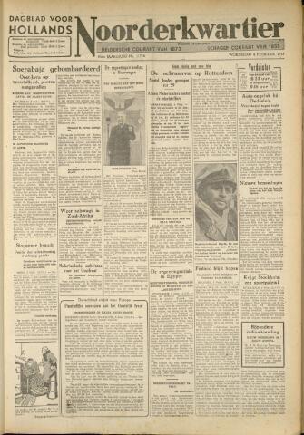 Heldersche Courant 1942-02-04