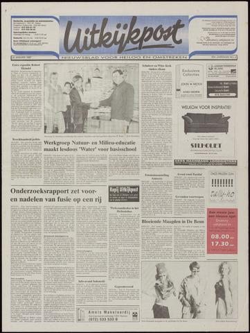 Uitkijkpost : nieuwsblad voor Heiloo e.o. 1997-01-22