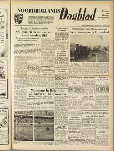 Noordhollands Dagblad : dagblad voor Alkmaar en omgeving 1953-10-26