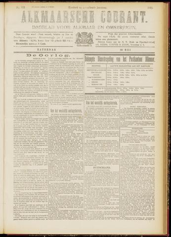 Alkmaarsche Courant 1915-05-29