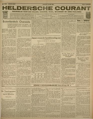 Heldersche Courant 1934-05-22