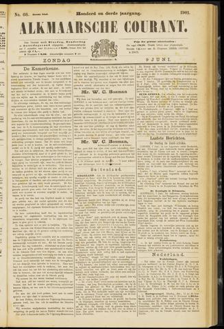Alkmaarsche Courant 1901-06-09