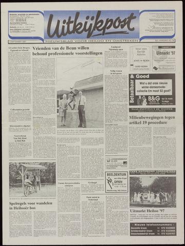 Uitkijkpost : nieuwsblad voor Heiloo e.o. 1997-09-03