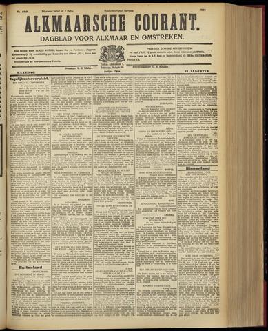 Alkmaarsche Courant 1928-08-13