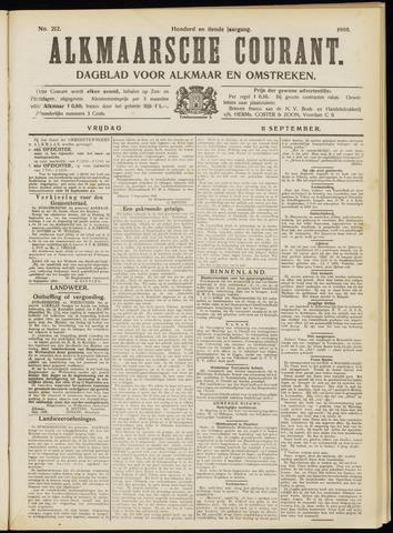 Alkmaarsche Courant 1908-09-11