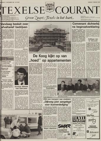 Texelsche Courant 1995-02-07