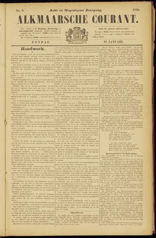 Alkmaarsche Courant 1896-01-19