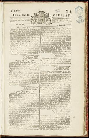 Alkmaarsche Courant 1847-01-04