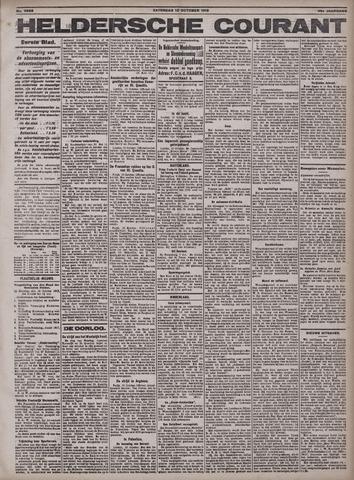 Heldersche Courant 1918-10-12