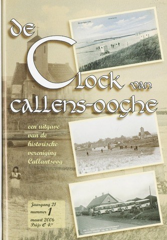 De Clock van Callens-Ooghe 2006
