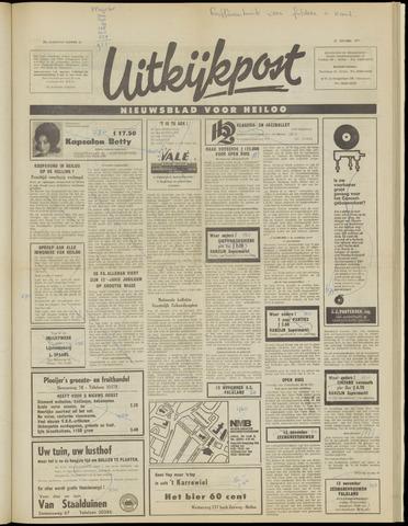 Uitkijkpost : nieuwsblad voor Heiloo e.o. 1971-10-27