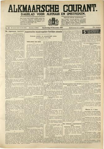 Alkmaarsche Courant 1937-12-16
