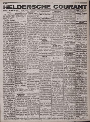 Heldersche Courant 1919-02-20