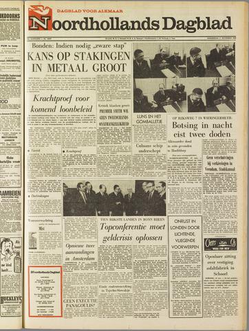 Noordhollands Dagblad : dagblad voor Alkmaar en omgeving 1968-11-21