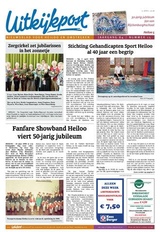 Uitkijkpost : nieuwsblad voor Heiloo e.o. 2018-04-11