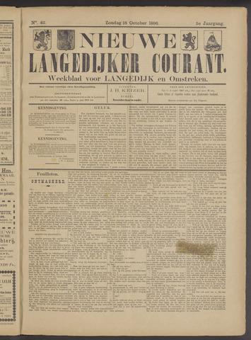 Nieuwe Langedijker Courant 1896-10-18