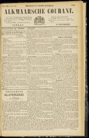 Alkmaarsche Courant 1900-12-16