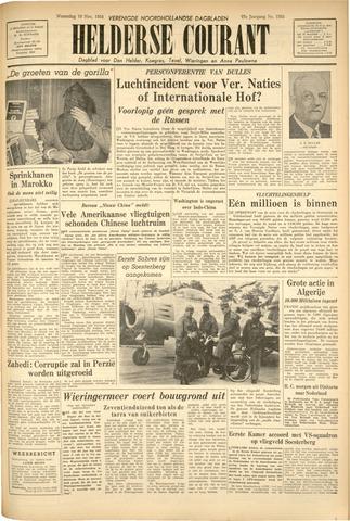 Heldersche Courant 1954-11-10