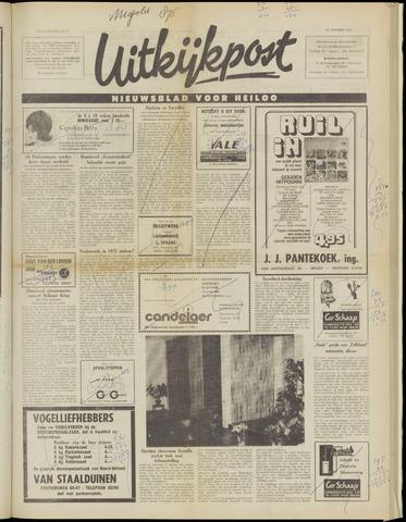 Uitkijkpost : nieuwsblad voor Heiloo e.o. 1972-09-27