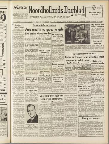 Nieuw Noordhollandsch Dagblad : voor Alkmaar en omgeving 1950-05-10