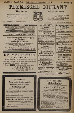 Texelsche Courant 1916-11-11