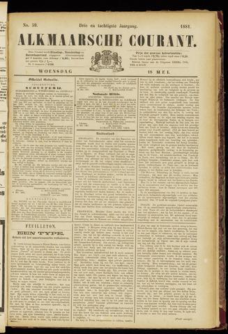 Alkmaarsche Courant 1881-05-18